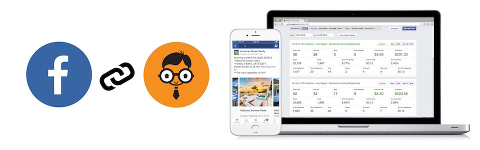 Facebook Marketing Tool for Realtors & Real Estate